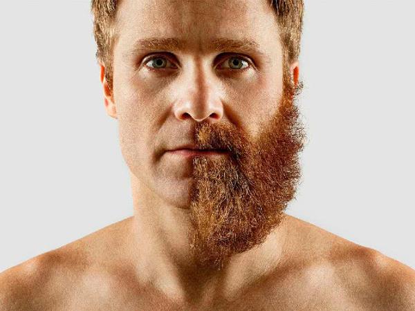 Коли починає рости борода