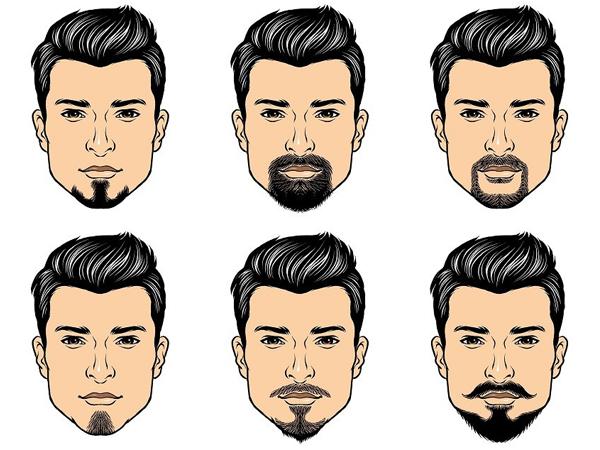 Як обирати форму бороди